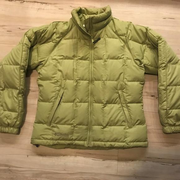 fc204505f05d Jackets   Blazers - Columbia Womens Green Late Autumn Winter Jacket